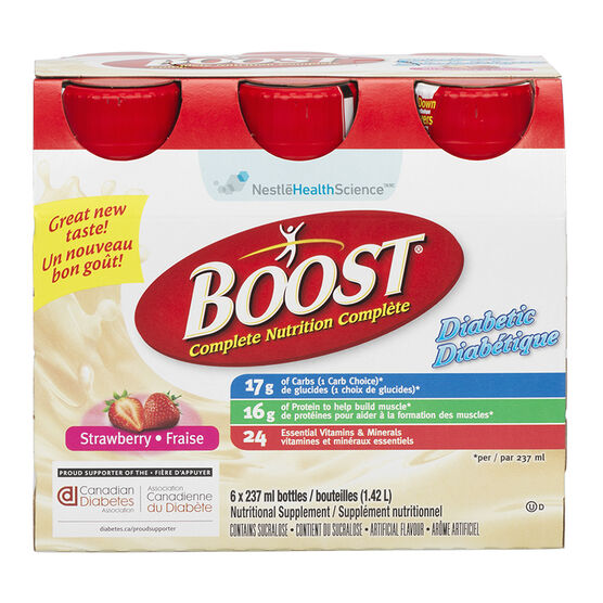 Can A Diabetic Drink Boost Plus