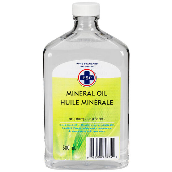 PSP Mineral Oil Light - 500ml