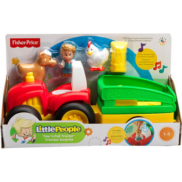 Little People Vehicle - Assorted