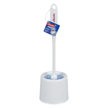 Vileda PowerFibres Brush Toilet Set