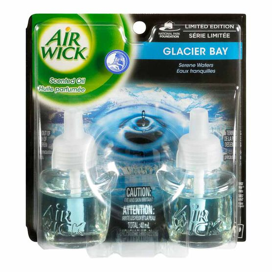 Air Wick Scented Oil Refill - Fresh Waters - 2x21ml