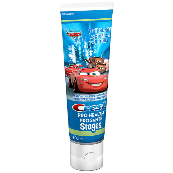 Crest Stages Toothpaste - 100ml