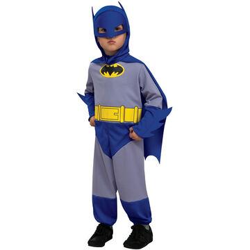 Halloween Batman Superhero Costume - Toddler - Assorted