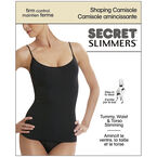 Secret Slimmers Shaping Camisole - B - Nude