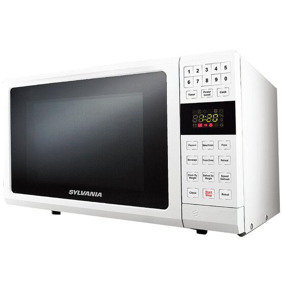 Sylvania 0.7 cu.ft. Microwave - White - SLMW721W