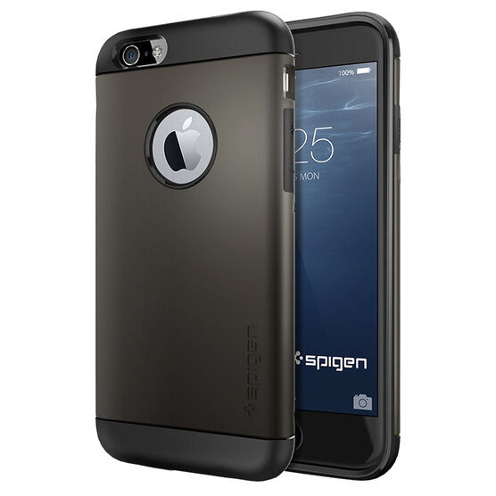 Spigen Slim Armor Case for iPhone 6 - Gunmetal - SGP10959