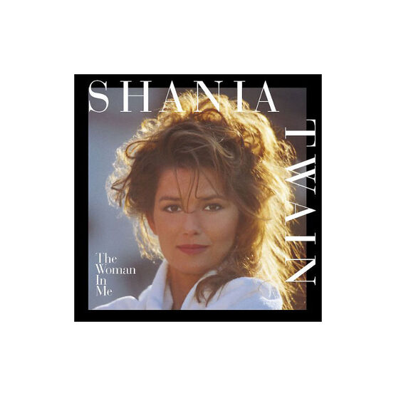 Shania Twain - The Woman In Me - CD