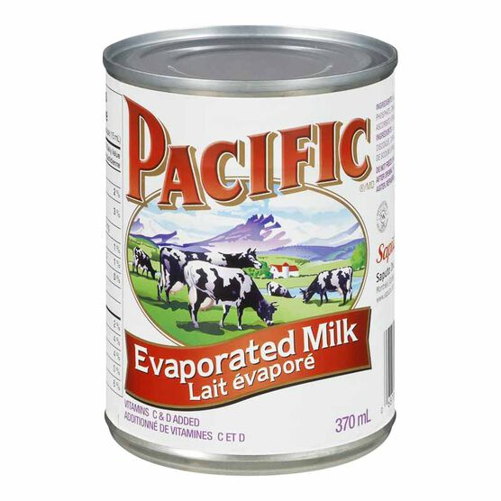 Pacific Evaporated Milk - 370ml
