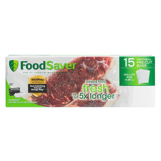 FoodSaver Vacuum Bags - 11 x 14inch