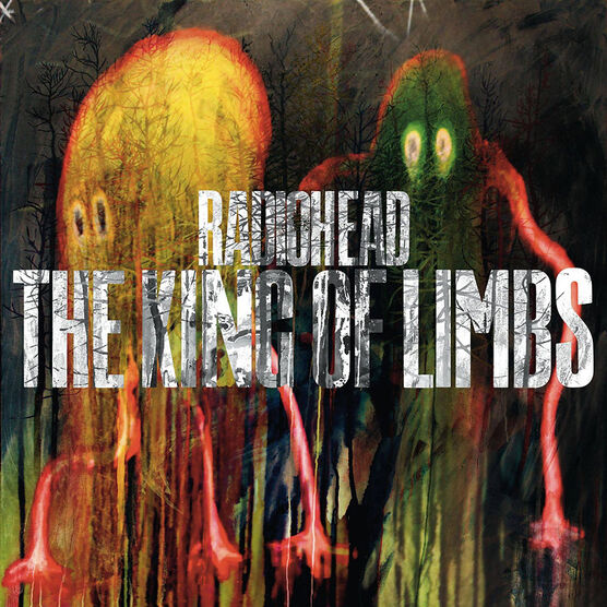 Radiohead - The King of Limbs - Vinyl