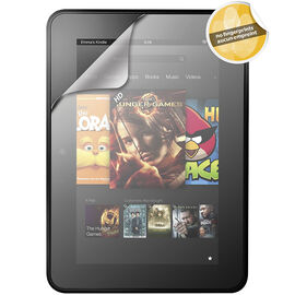 "Hipstreet Kindle Fire HD 7"" Anti-Finger Screen Protector  -  HS-KFHD7AFSP"
