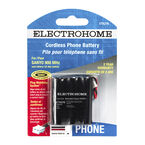 Electrohome ETA276 - Phone battery - rechargeable - NiCd - 600 mAh