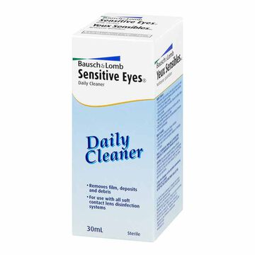 Bausch & Lomb Sensitive Eyes Daily Cleaner - 30ml