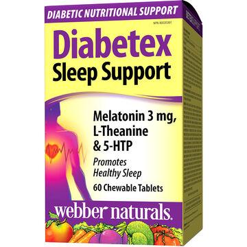 Webber Naturals Diabetex Sleep Support Chewable - 60's