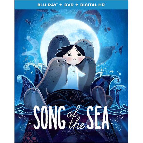Song of the Sea - Blu-ray + DVD + Digital HD
