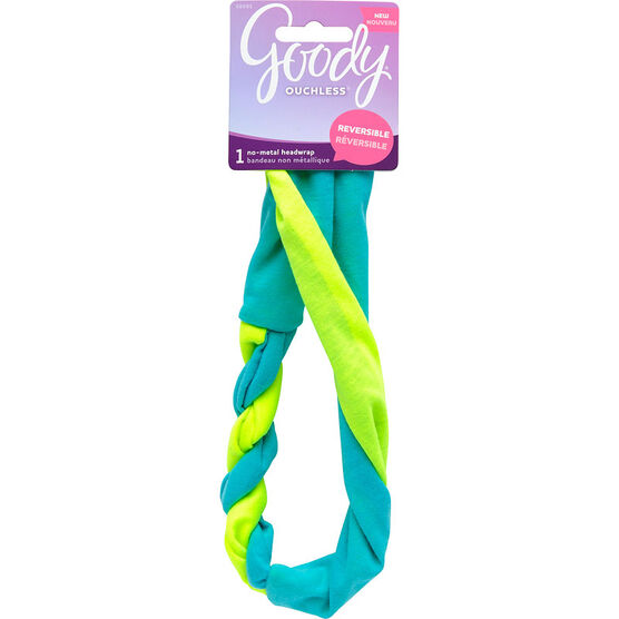 Goody Ouchless Headwrap Mint Neon - 8601