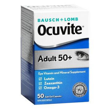 Ocuvite adult 50