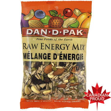 Dan-D-Pak Raw Energy Mix - 170g