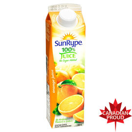 SunRype Fruit Juice - Orange - 900ml