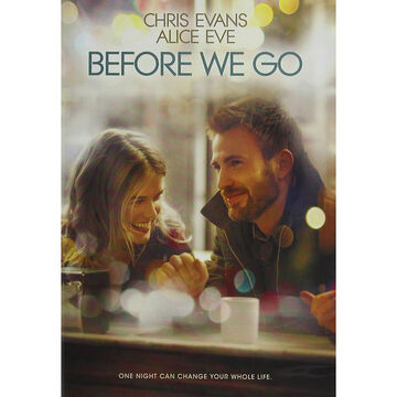 Before We Go - DVD