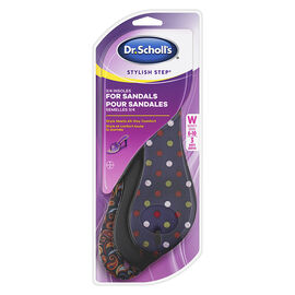 Dr. Scholl's Sole Expressions Insoles - Women - 3 pairs