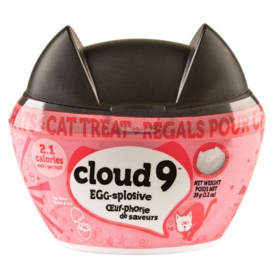 Cloud 9 Cat Treats - Egg-splosive - 35g