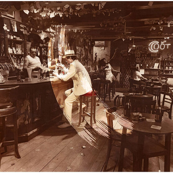 Led Zeppelin - In Through The Out Door - Vinyl