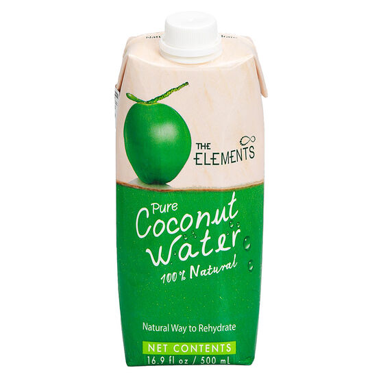 The Elements Pure Coconut Water - 500ml