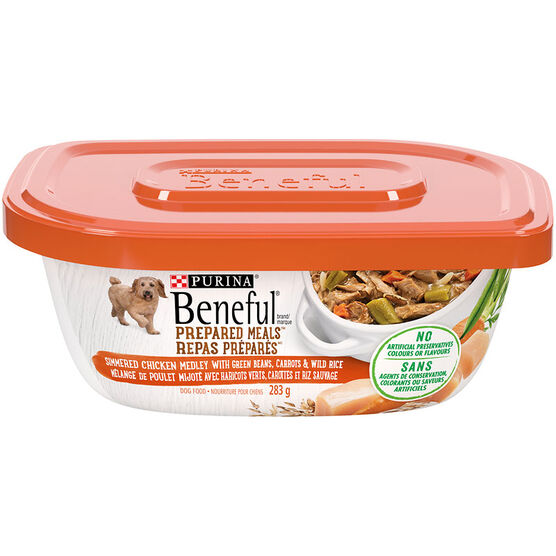 Purina Beneful Dog Food - Chicken Medley - 283g