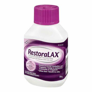 RestoraLAX - 14 dose - 238g