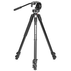 Manfrotto 290 Extra Kit MT290XTA3 Aluminum 3 Section Tripod with 128RC Head - MK290XTA2W