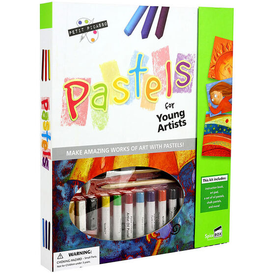 Petit Picasso Pastels for Young Artists