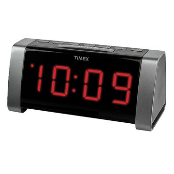 Timex Jumbo Display Clock - Black - T235B