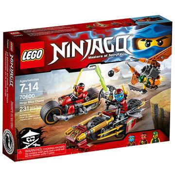 Lego Ninjago - Ninja Bike Chase