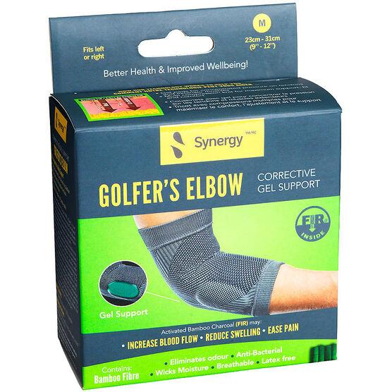 Synergy Golfer's Elbow Corrective Gel Support - Medium