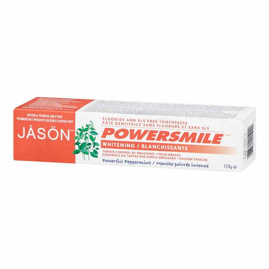 Jason PowerSmile Toothpaste - 170g