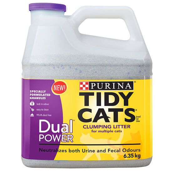 Tidy Cats Dual Power - 6.35kg