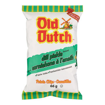 Old Dutch Dill Pickle - 66g