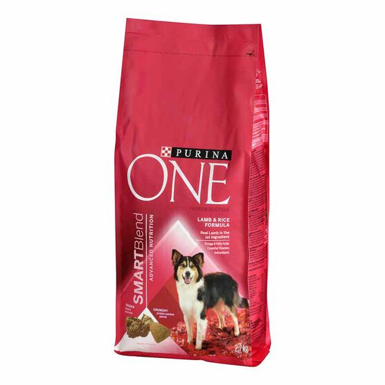 Purina ONE SMARTBlend - Lamb & Rice Formula - 2.7kg
