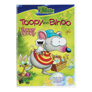 Toopy And Binoo: Funny Bunny - DVD