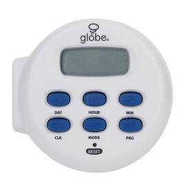 Globe Indoor Digital Timer - Medium