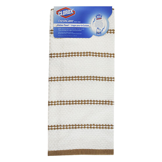 Clorox Kitchen Towel - Tan