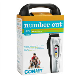 Conair 20 Piece Haircut Kit - HC408C