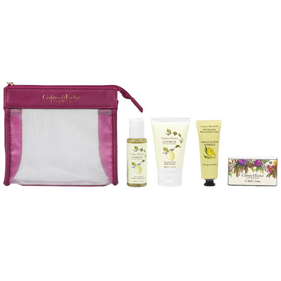 Crabtree & Evelyn Hand & Body Set - Citron, Honey & Coriander