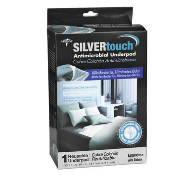 Medline Silver touch Anti-microbial Bed Underpad - 1 pad