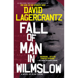 Fall of Man in Wilmslow by David Langercrantz