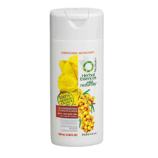 Herbal Essences Wild Naturals Illuminating Conditioner - 100ml