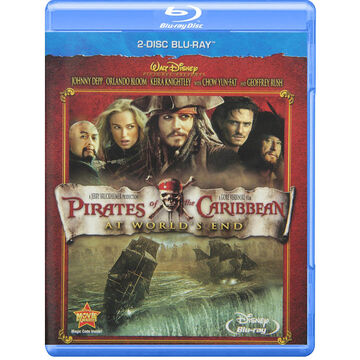 Pirates Of The Caribbean: At World's End - Blu-ray Disc + DVD
