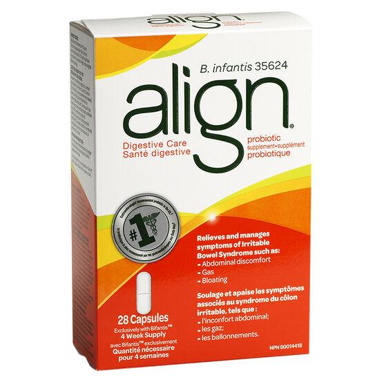 Align Probiotic Supplement - 28 capsules