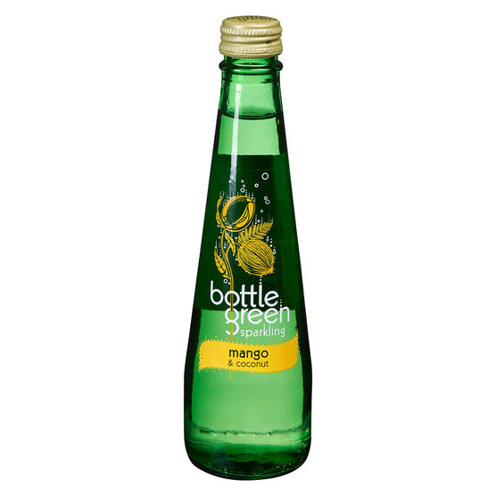 Bottle Green Sparkling - Mango & Coconut - 275ml
